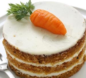 tarta de zanahoria receta