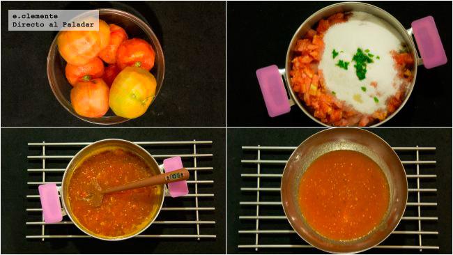 Mermelada Tomate Albacaha Coll