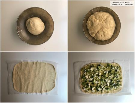 Paso A Paso Pizza Verde