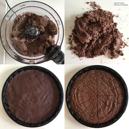 Shortbread Chocolate Pasos