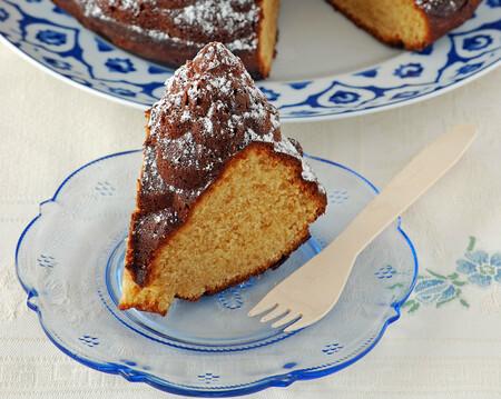 Bundt cake de Turron